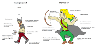 Angry Elf Meme - chad meme angry elf meme best of the funny meme