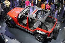 2016 jeep wrangler unlimited sahara auto expo 2016 jeep wrangler unlimited showcased throttle blips