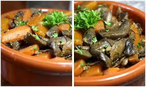 cuisiner des carottes la poele poêlée de chignons et de carottes persillées les délices de letiss