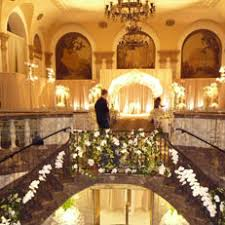Decoration For Wedding Grand Mezzanine Decorated For Wedding Museum Of American Finance