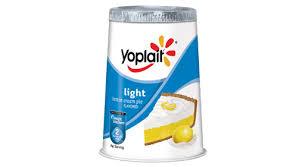 yoplait light yogurt ingredients yoplait light lemon cream pie afdr