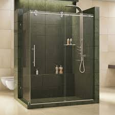 Shower Door Canada Canada 36 Inch By 60 1 2 Inch Fully Frameless Sliding