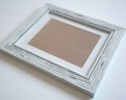 picture frame shabby chic 16x20