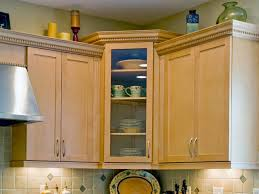kitchen corner cupboard rotating shelf corner kitchen cabinets pictures ideas tips from hgtv hgtv