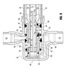 patent us7533686 mixing sillcock google patents