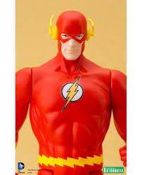 dc universe halloween costumes dc universe the flash classic costume artfx statue sv121