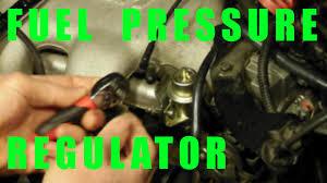 jeep grand fuel pressure regulator change fuel pressure regulator replacement how to diy gm 3100