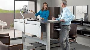 Walking Desk Treadmill Walkstation Treadmill Desk For Office Wellbeing Steelcase