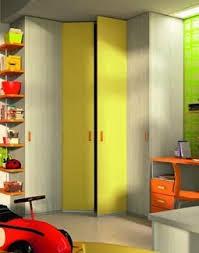 armadio angolare per cameretta armadio ad angolo con cabina per cameretta h 259 5 cm vari colori
