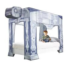 Star Wars Bed Canopy ATAT Design Fits Single Bed Star Wars - Star wars bunk bed
