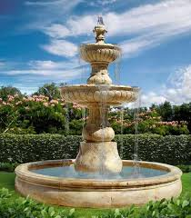 Water Fountains For Backyards Water Fountains Front Yard And Backyard Designs