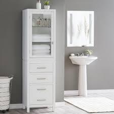 bathroom classic open unfinished wall mount linen cabinet benevola