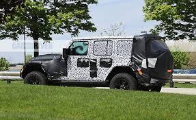 2018 jeep wrangler interior fully revealed 2018 jeep wrangler interior fully revealed