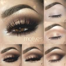 eyeshadow tutorial for brown skin eye shadow for brown eyes makeup tutorials guide estheticnet