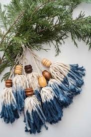 boho tassel ornaments place of my taste