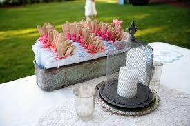Wedding Program On A Fan Magical Messes My Diy Wedding On A Budget Part Ii