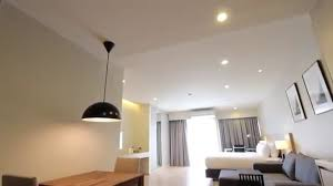 studio room for rent at the residence on thonglor pc008319 youtube