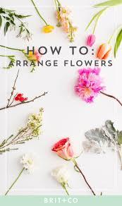 Wildflower Arrangements by Top 25 Best Easy Flower Arrangements Ideas On Pinterest Diy