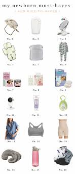 13 Newborn Essentials Baby Must by My Newborn Must Haves And To Haves Chris