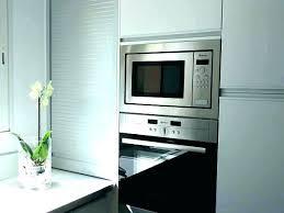 cuisine au micro ondes meuble micro onde cuisine colonne cuisine micro onde cuisine four