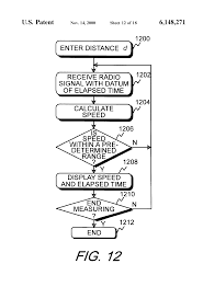 patent us6148271 speed spin rate and curve measuring device