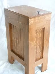 kitchen trash can storage cabinet trash can storage trash cans kitchen trash can storage plans