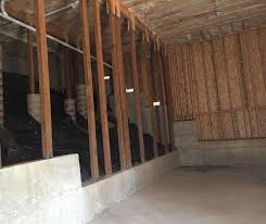 basement can i have two storeys in a 16 foot space home