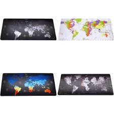 world map desk mat giant mouse pad world map speed gaming mouse pad laptop gaming mousepad desk mat xl