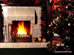 christmas fireplace home u0026 interior design