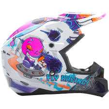 fly motocross boots fly racing 2017 kinetic invazion pink white kids helmet mxstore