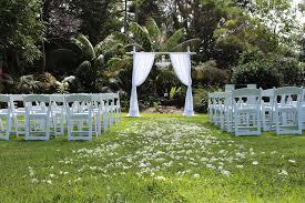 Wedding Ceremony Decorations Hazelhurst Gardens Wedding Ceremony Decorations Bubbly Events
