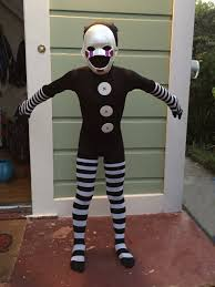 marionette costume from five nights at freddy u0027s