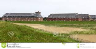 bundeswehr soldiers u0027 barracks on the island of sylt germany