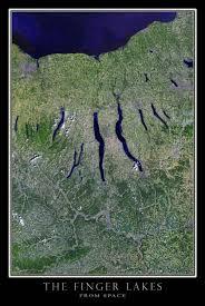 satellite maps 2015 finger lakes region york satellite poster map finger lakes