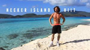 necker island necker island full body hiit the body coach youtube