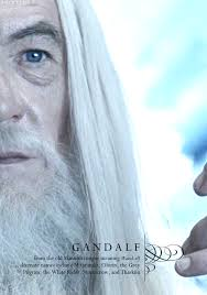 tolkieny the meaning of gandalf for dis of durins line and ali