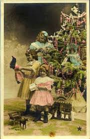 754 christmas images vintage postcards