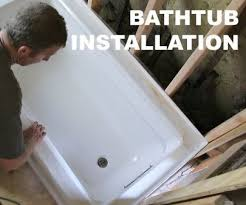 How To Install A Bathtub Drain How To Install A Bathtub Make It Rock Solid 16 Steps With