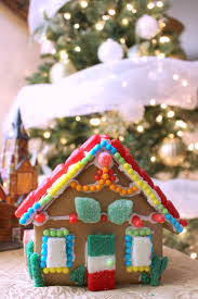 mexican candy gingerbread house crafty chica