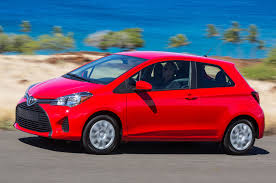 opel toyota 2015 toyota yaris first drive motor trend