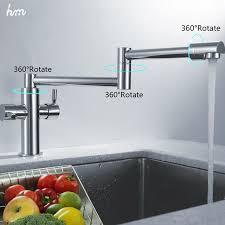 kitchen sink store aliexpress com buy hm kitchen sink faucet stretch folding