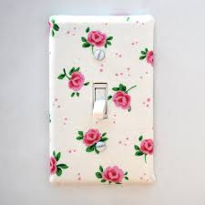 Shabby Chic Switch Plate by 44 Best Light Switch Plate Covers Images On Pinterest Light