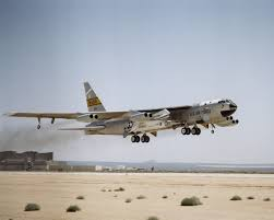 b 52 pegasus with x 43a departing on first captive flight nasa