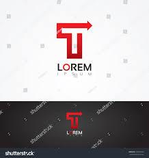 vector graphic arrow themed alphabet symbol stock vector 224525344