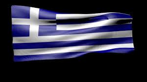 Greek Flag Background ελληνικη σημαια Greek Flag Animation Maxon 4d Youtube