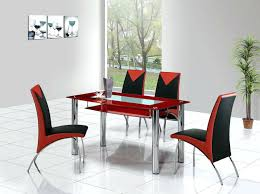 Black Glass Extending Dining Table 6 Chairs Black Glass Dining Table 6 Chairs Cheap Spurinteractive