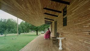 house porch rose lee turner house by auburn university rural studio page