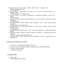 internal auditor cover letter 485 cover letter accounting auditor