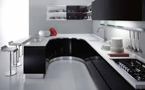 Kitchen Designs Black And White Modular Kitchen Designs Black And White Conexaowebmix Com