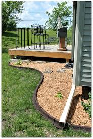 landscaping update flowers u0026 backyard plans